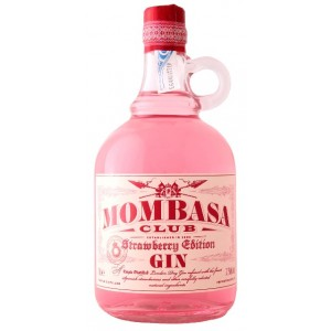 Gin Mombasa Strawberry