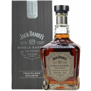 Jack Daniel's Single Barrel 100 Proof