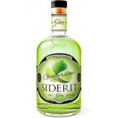 Gin Siderit Ginger Lime